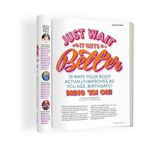 The Good Life magazine on Behance