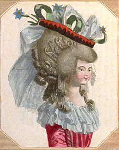 _1786 French Fashions Hat 07 (Oct 1786)