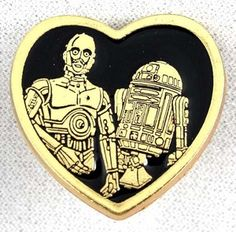 Star Wars C-3PO & R2-D2 -- or Steve and Jodi ...