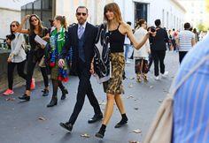 Street Style: Paris Fashion Week Spring 2015, Part 2 — Vogue