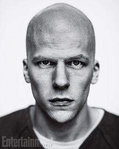This is Jesse Eisenberg as Lex Luthor