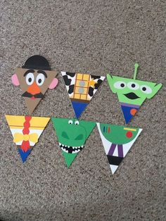 Fabulous Christmas Toys For Your Child Fête Toy Story, Toy Story Crafts, Toy Story Baby, Toy Story Theme, Toy Story Birthday, 4th Birthday Parties, Birthday Party Decorations, 3rd Birthday, Party Themes