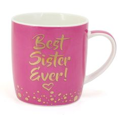 Now available on our store: Best Sister Ever Mug Check it out here! http://www.feelingquirky.co.uk/products/best-sister-ever-mug?utm_campaign=social_autopilot&utm_source=pin&utm_medium=pin