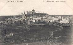 #CartePostalesAnciennes sur #Geneanet bit.ly/1pcWHkq #Laguiole - Aveyron - Midi-Pyrénées - France