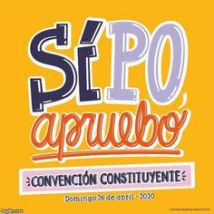 Sipo Apruebo Si Chile Constitucion GIF - SipoAprueboSiChile Constitucion Apruebo - Descubre & Comparte GIFs