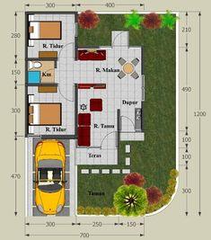 Rumah Minimalis Ukuran 7x10 Rumah Minimalis Pinterest Modern