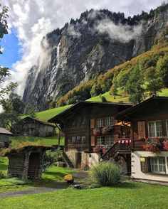 mthrworld — Lauterbrunnen   by: @marcos_a_72   Visit us on...
