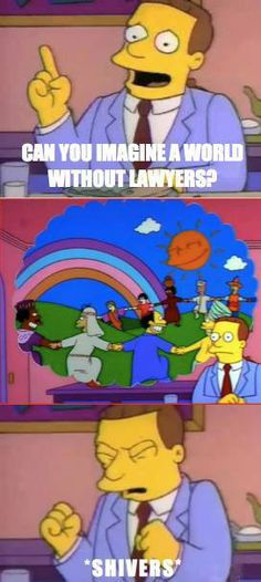 Lawyers!