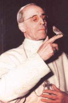 """That the Mystical Body of Christ and the Catholic Church in communion with Rome are one and the same thing is a doctrine based on revealed truth."" Pope Pius XII"
