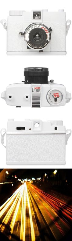 Diana Mini Camera - White