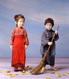 "Doll artist Ataeyuuki ""Kawaguchiko Muse Museum"""