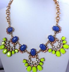 SHY Boutique Olivia statement necklace