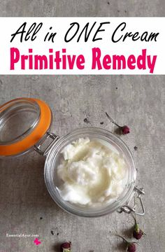 All in ONE beauty cream (primitive remedy). It originated in India around 3,000 years ago, with rich in Vitamins A, D, K and E, making it excellent for both your health and beauty routine. It's considered a holistic, or whole body treatment. It is used in many traditional medicines to treat constipation and ulcers and eczema. #primitive #diymoisturiser #remedy #beautytips Diy Beauty Projects, Soap Making Recipes, Diy Lotion, Sugar Scrub Recipe, Beauty Balm, Beauty Cream, Hair Care Routine, Homemade Beauty Products, Beauty Recipe