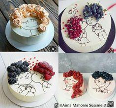 Crazy Cakes, Fondant Cakes, Cupcake Cakes, Mini Mouse Cake, Cool Whip Desserts, Cake For Boyfriend, Extreme Cakes, Cake Land, Teen Cakes