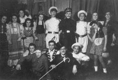 31 December 1940 worldwartwo.filminspector.com Riga Latvia New Year's Eve party