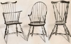 American Colonial Chairs