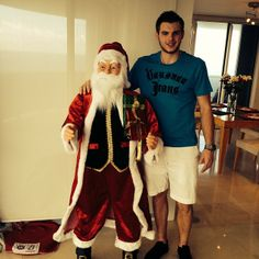 Alex Galchenyuk and jolly friend, Montreal Canadiens