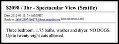 Up to 28 cats allowed... well I guess we'll keep looking. | Real estate | humor | Zapelo Workflow Software