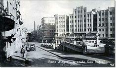 Praça Otávio Rocha 1945