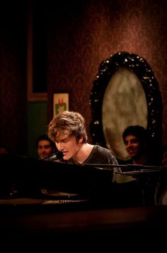 Oh hey Bo Burnham! You play piano? We are getting married.
