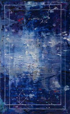 """Saatchi Art Artist Al Razza; Painting, """"CQ14 Stream"""" #art"""
