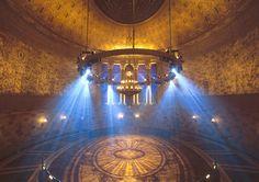 Tour Grand Ballroom, Gotham Hall NY for weddings, receptions, events