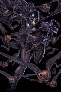 Detective Comics #985 - Batman by Mark Brooks *