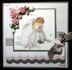 LILY OF THE VALLEY I DO UNMOUNTED RUBBER STAMP £6.49 NEW /SEALED FREE UK P&P