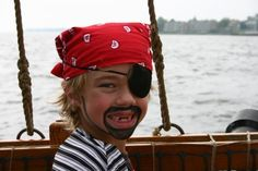 Go aboard with Pirate Adventures, an original family welcoming attraction.