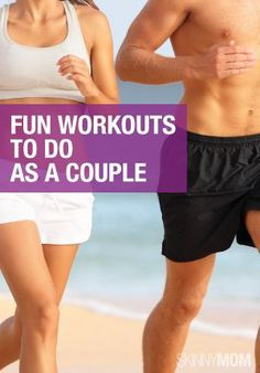 Spend time with your significant other and get healthy together!