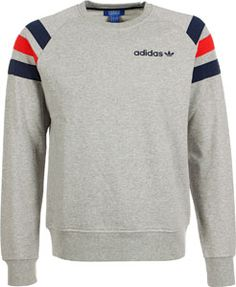 Adidas Fitted FT Crew Sweater