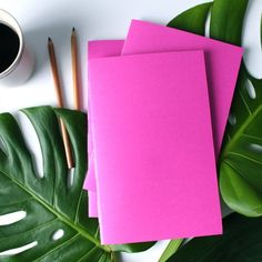 Try this DIY notebook in just 10 minutes. Makes a great last minute gift and super affordable too!
