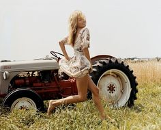 Kate Moss by Bruce Weber