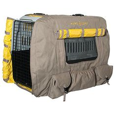 Hard Core Brands Deluxe Insulated Kennel Cover (XL) - http://www.thepuppy.org/hard-core-brands-deluxe-insulated-kennel-cover-xl/