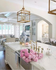 Exceptional Kitchen Remodeling Choosing a New Kitchen Sink Ideas. Marvelous Kitchen Remodeling Choosing a New Kitchen Sink Ideas. Classic Kitchen, New Kitchen, Kitchen Decor, Kitchen Clocks, Awesome Kitchen, Kitchen Knobs, Eclectic Kitchen, Kitchen Faucets, Kitchen Stools