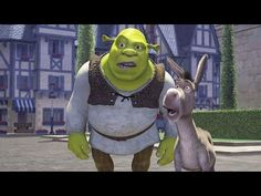 """Shrek Full """"Movie English Subtitle - YouTube"""