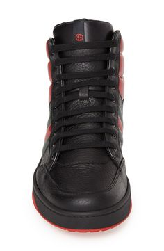 Gucci 'Ronnie' High-Top Sneaker.