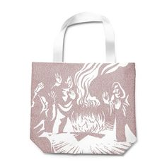 Book totes-- symbolic representation created FROM the text! Macbeth | Book Tote | Litographs