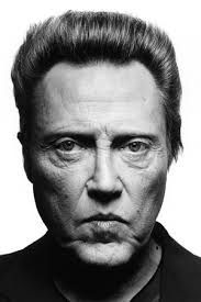 Another of my all time favourites Christopher walken. He played very strong rolls in films like, kings of new York, things to do in Denver when you're dead, seven psychopaths.