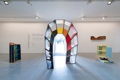 martino gamper: design is a state of mind serpentine sackler gallery, london