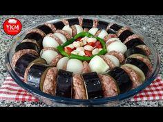 Fırında Patlıcan Kebabı   Patlıcan Kebabı   Patlıcan Kebabı Tarifi   İftar Menüleri   Köfte Tarifi - YouTube Iftar, Sushi, Mad, Pasta, Ethnic Recipes, Youtube, Youtubers, Youtube Movies, Sushi Rolls