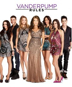 Vanderpump Rules is an American reality television series airing on Bravo, featuring The Real Housewives of Beverly Hills cast member Lisa Vanderpump in the title role and her staff at Vanderpump's West Hollywood, California, restaurant SUR.