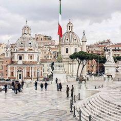 Rome, Italy #italyvacation