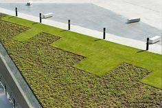 B SCAPE è uno studio di progettazione del paesaggio e delle aree verdi a Bologna– Centro direzionale e commerciale via Larga, Bologna