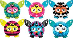 Furby Furbling Creatures Plush Lot ★ Complete Collection ★ Furby Boom Friends | eBay