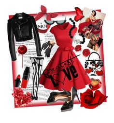 Designer Clothes, Shoes & Bags for Women Bling Jewelry, Yves Saint Laurent, Sky, Shoe Bag, Polyvore, Collection, Shopping, Design, Women