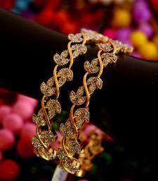 Buy CZ bangles bangles-and-bracelet online