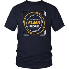 ed345a9b I've Been known To Flash People Cool Photography Funny Photographer Gift  TShirt