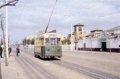 El tranvía en Cádiz