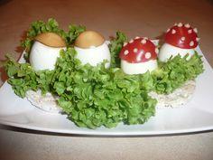 Mushrooms grzybki- muchomory i prawdziwki